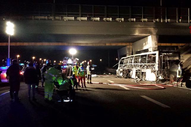 Veronai buszbaleset: 12 évre ítélték a sofőrt