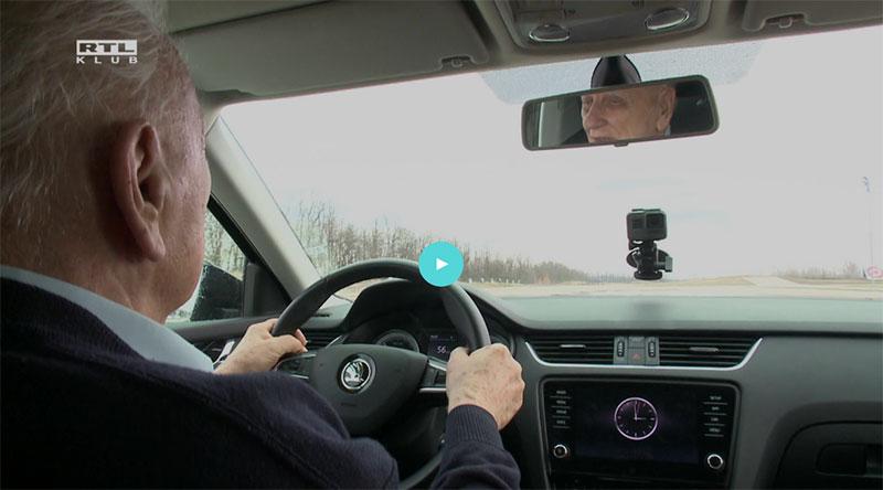 Nem lehet elnéző a háziorvos az idős sofőrökkel!
